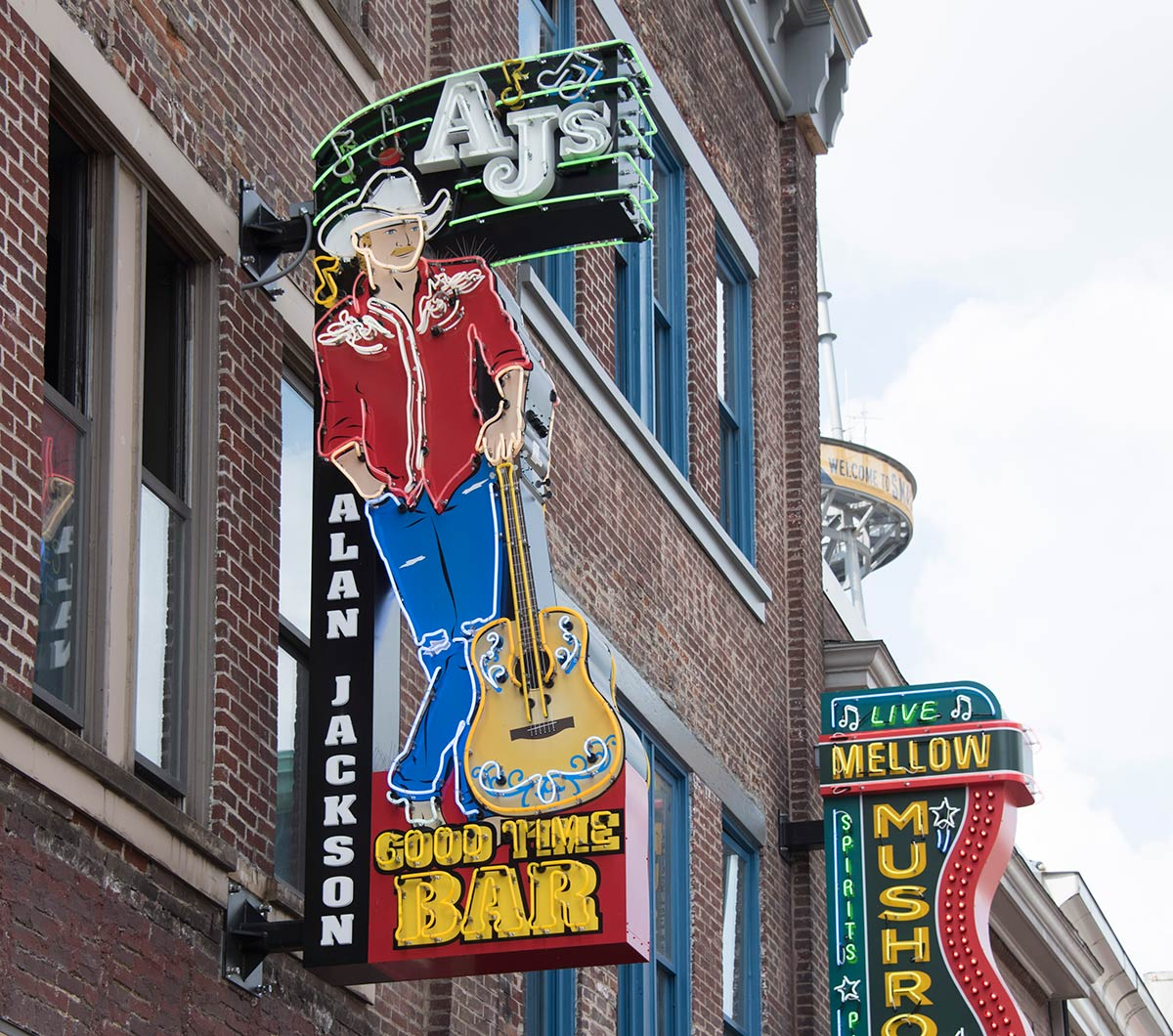 Take a Peek Inside Alan Jackson's New Downtown Nashville ...