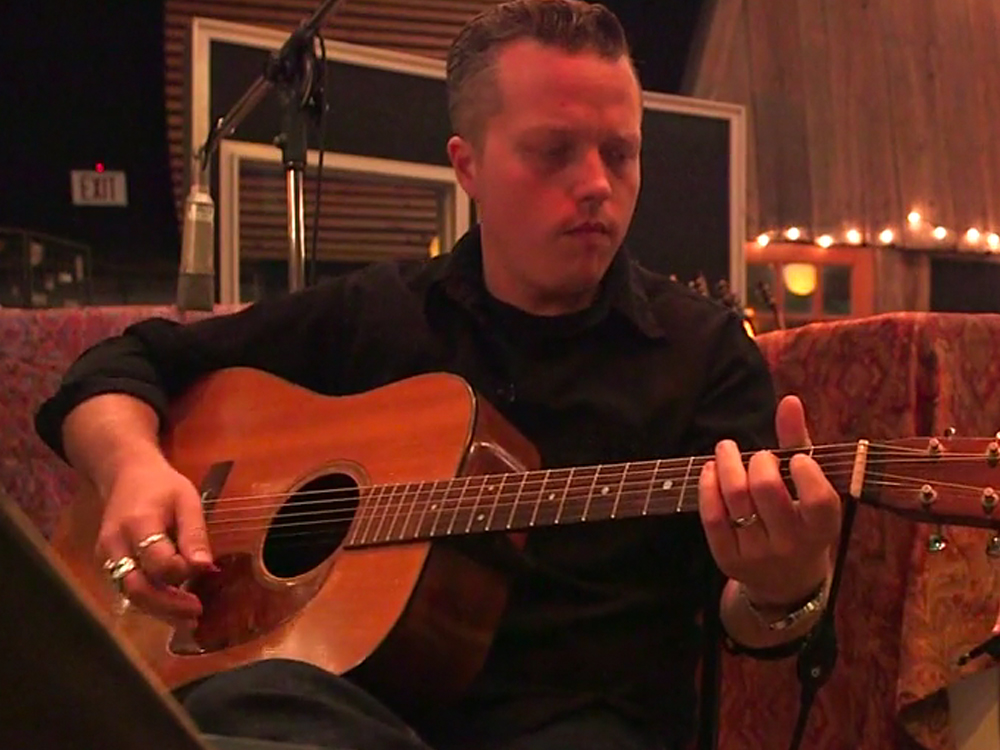 "Jason Isbell Talks About Being a Dad, Touring, New Album and Dealing With Addiction on ""CBS This Morning"" [Watch]"