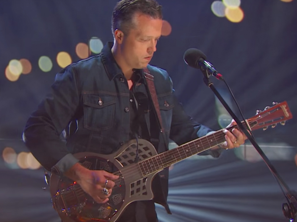 "Watch Jason Isbell Perform Haunting Tune About Love and Mortality on ""The Daily Show"""