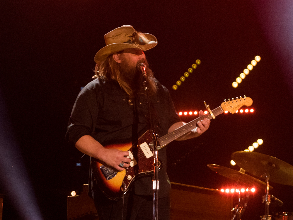 "Watch Chris Stapleton and Chris Pratt Duet ""(I've Had) The Time of My Life"" on ""Jimmy Kimmel"""