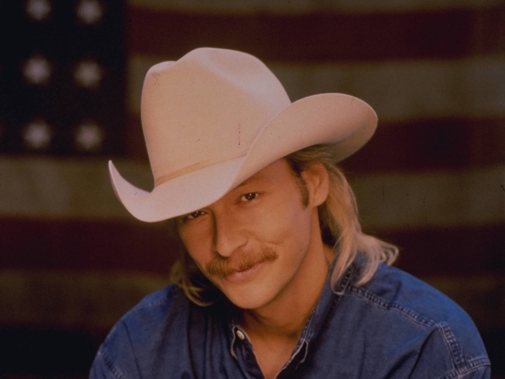 Alan Jackson's Favorite Fourth of July Memory? Family + Boat + NYC + Statue of Liberty + Fireworks