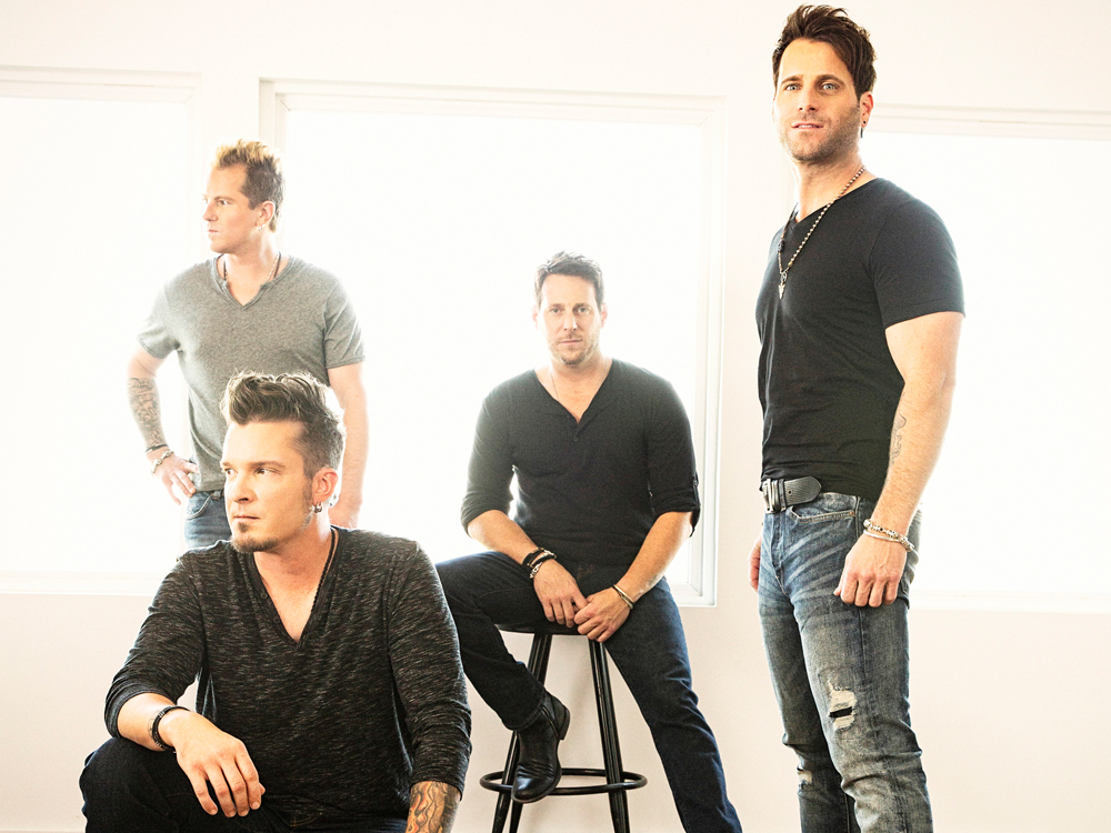 """Parmalee covers """"Be All Right"""""""