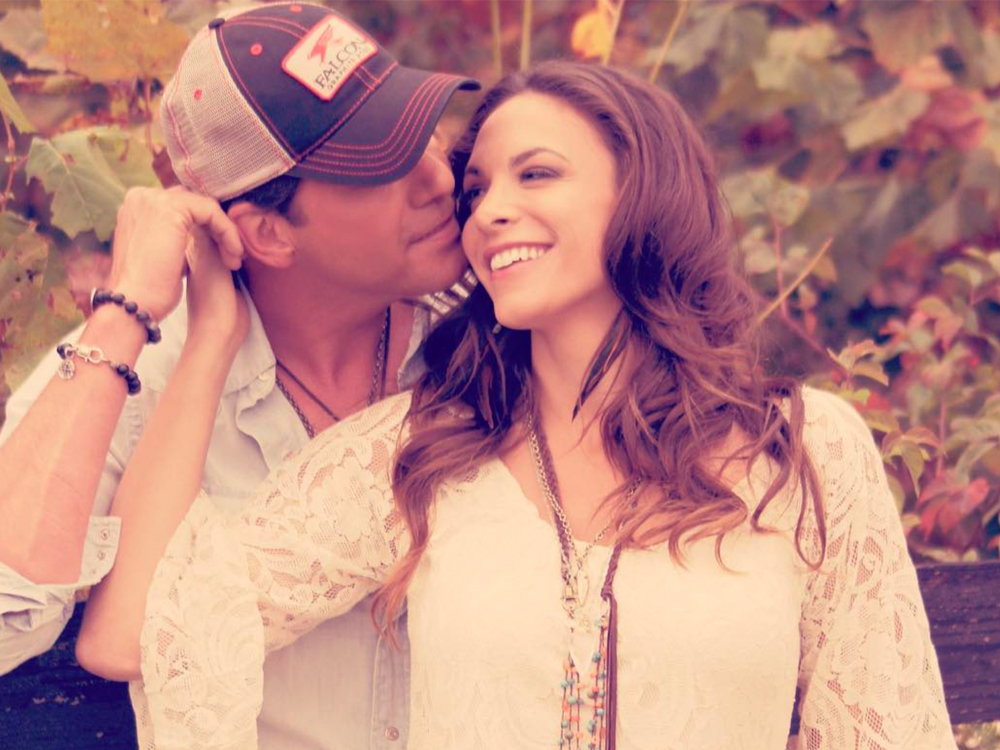 Rodney Atkins and Rose Falcon Announce They Are Expecting a Baby in December
