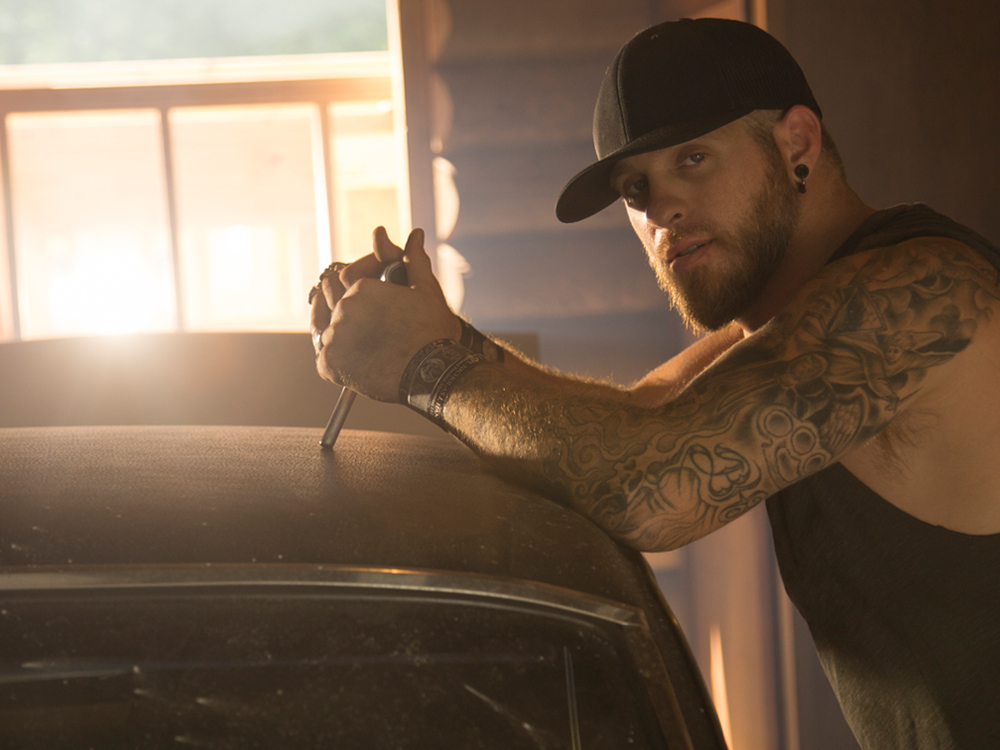 """NASCAR Drivers to Race Around """"Brantley Gilbert"""" on July 23"""