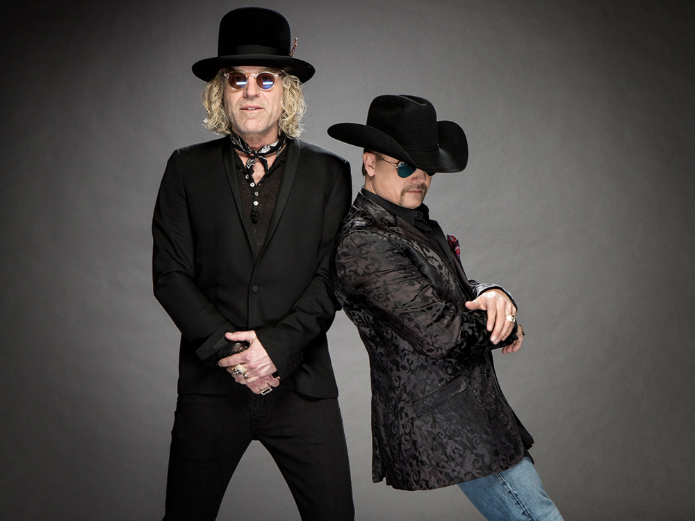 "Big & Rich Announce New Album, ""Did It for the Party"" + Track Listing"