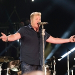 Rascal Flatts' Gary LeVox Escapes Bus Fire Unharmed
