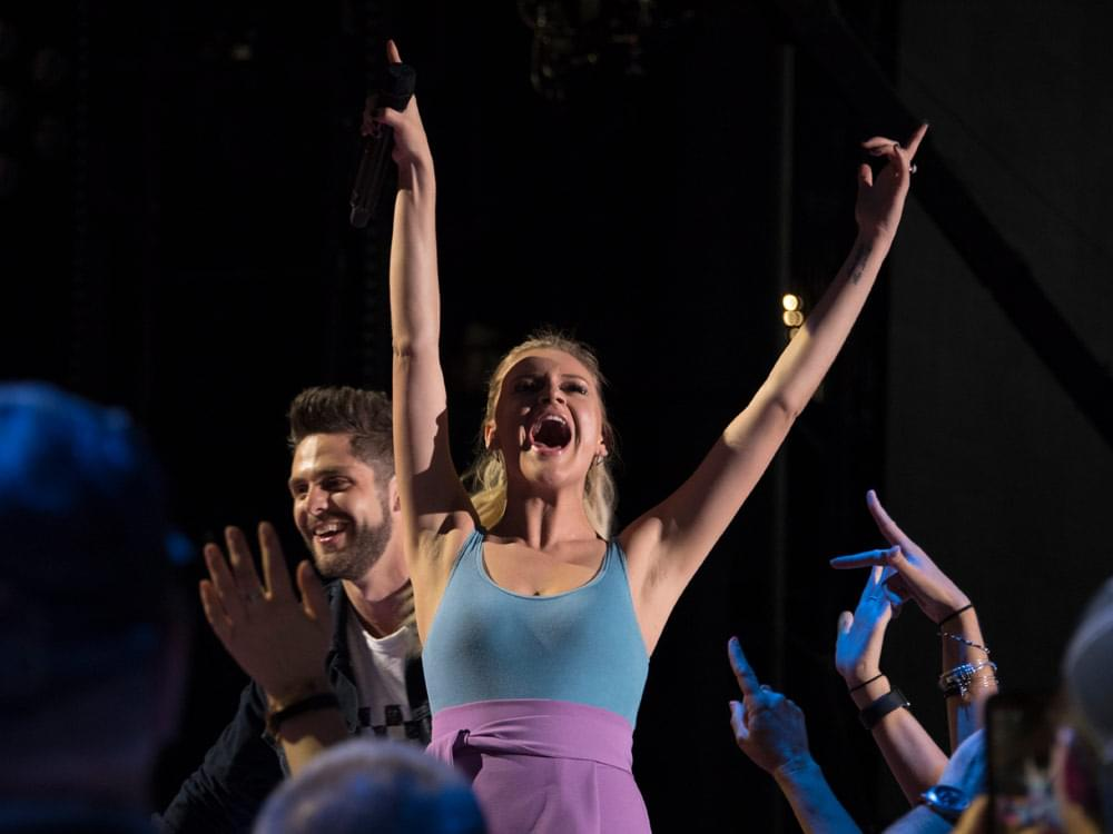 "Thomas Rhett and Kelsea Ballerini Are the ""CMA Fest"" Co-Hosts With the Most [Watch TV Teaser]"