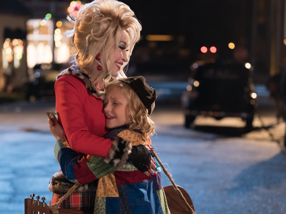 "Dolly Parton's ""Christmas of Many Colors"" Earns Emmy Nomination"
