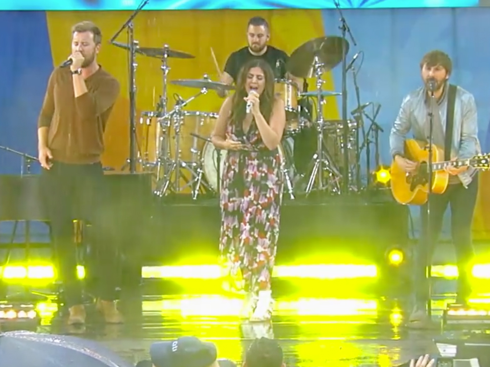 """Watch Lady Antebellum Perform  """"You Look Good"""" and """"Need You Now"""" on """"Good Morning America"""""""