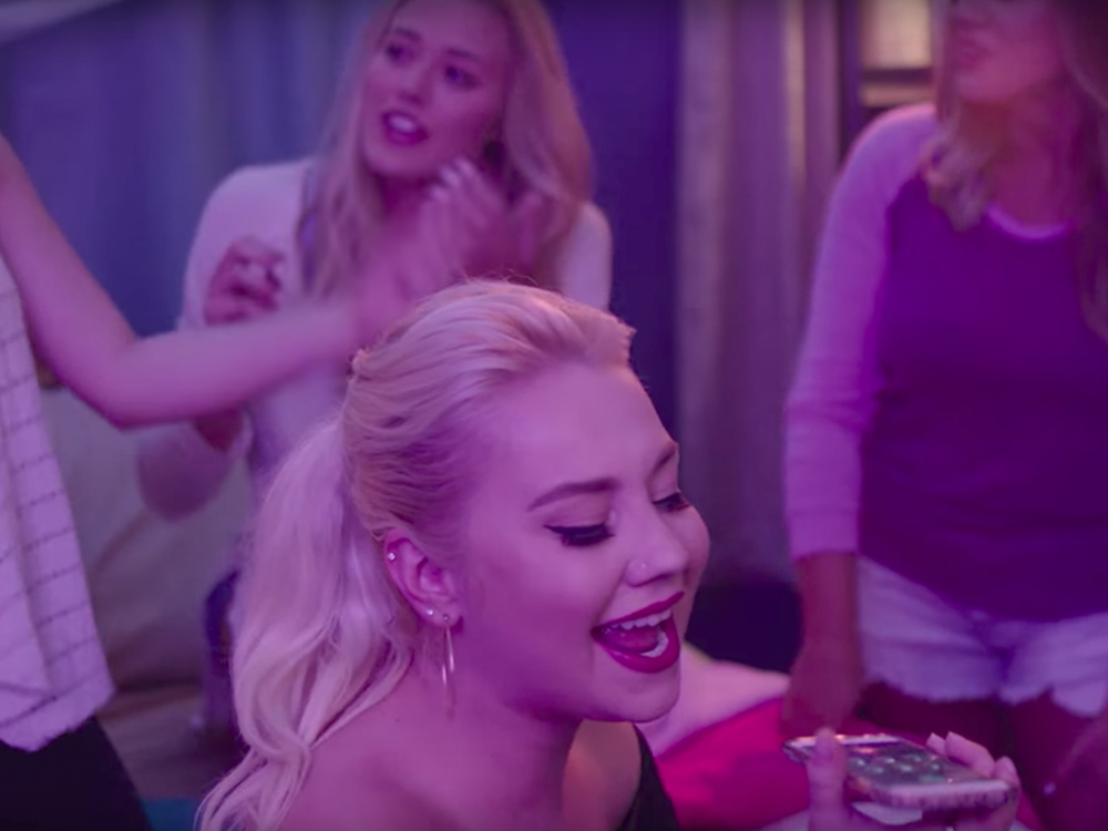 "RaeLynn Calls Upon the Friendly Support of Gal Pals in New ""Lonely Call"" Video [Watch]"
