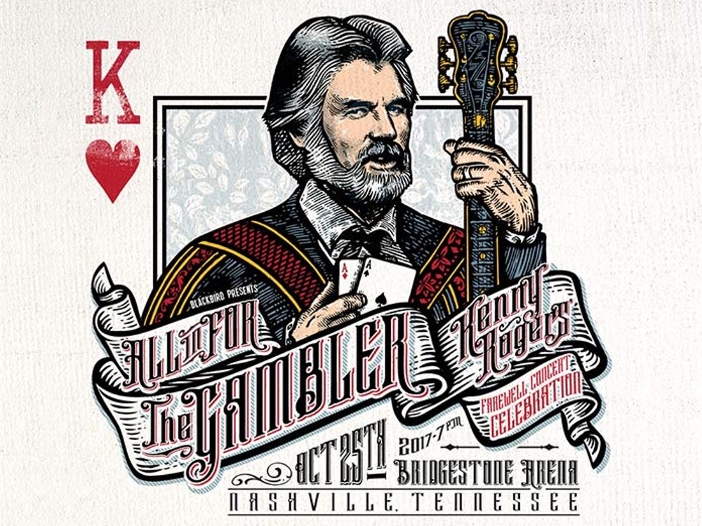 Kenny Rogers' Farewell Concert to Feature Final Duet With Dolly Parton + Performances by Little Big Town, Alison Krauss & More