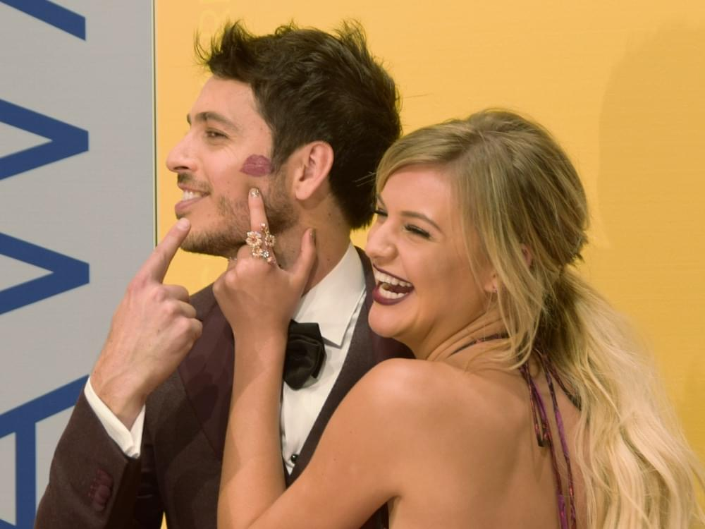 "If Morgan Evans Didn't Write His Hit Song ""Kiss Somebody"" About Wife Kelsea Ballerini, Then Who?"