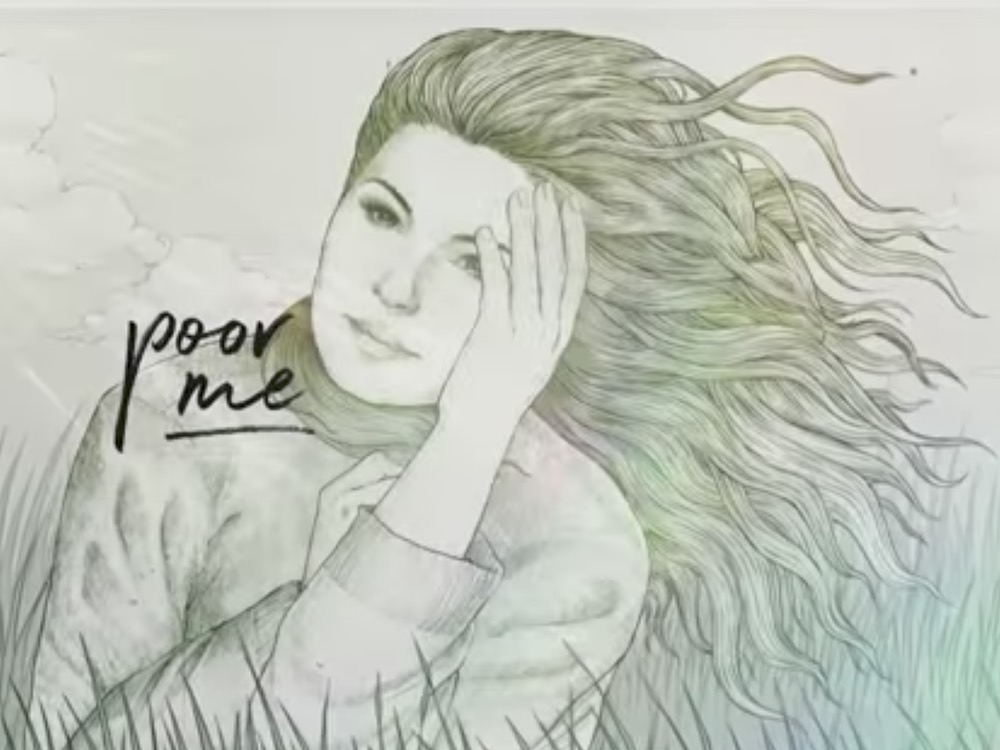 """Shania Twain Releases New Song, """"Poor Me,"""" From Upcoming Album """"Now"""""""