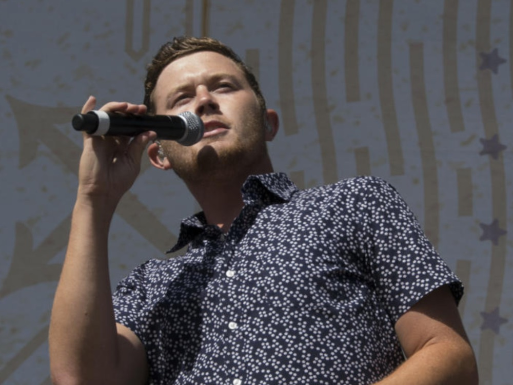 Scotty McCreery Stopped at Airport with Loaded Handgun