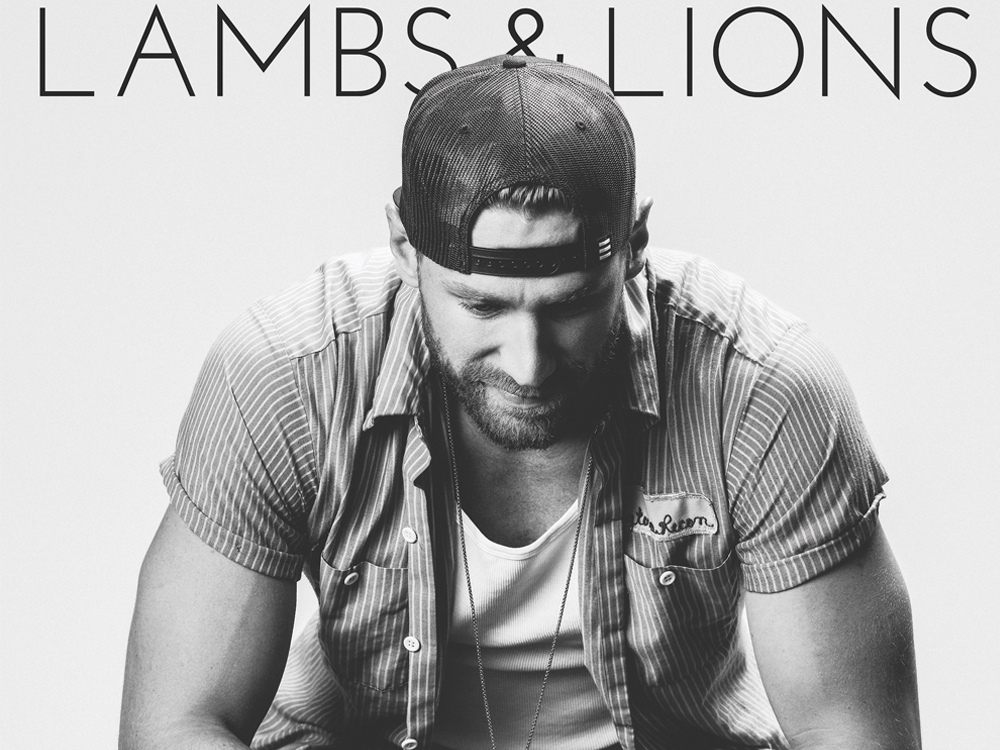 "Chase Rice Announces Sept. 29 Release of New Album, ""Lambs & Lions"" + Listen to New Single, ""Three Chords & the Truth"""