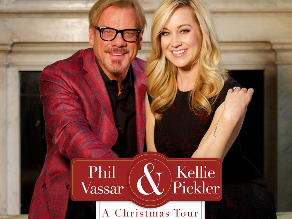 Kellie Pickler & Phil Vassar: A Christmas Tour