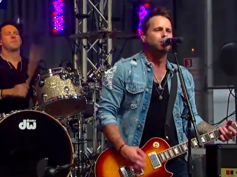 "Watch Parmalee Perform New Single, ""Sunday Morning,"" on ""Fox & Friends"""