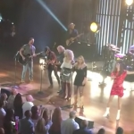 "Watch Surprise Guest Miranda Lambert Team With Little Big Town to Sing ""Goodbye Earl"" at the Ryman"