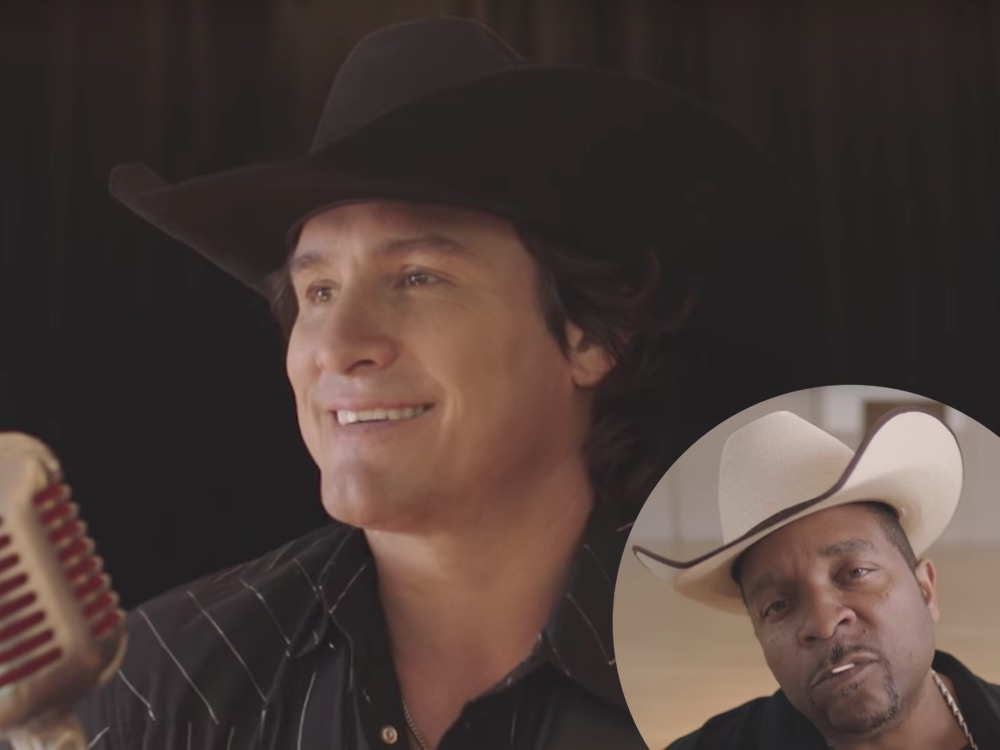 "Watch Joe Nichols' New ""Baby Got Back"" Video Featuring Sir Mix-a-Lot"
