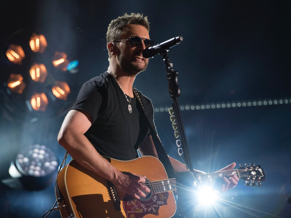 "Watch Eric Church Deal, Drive & Deliver in New ""Desperate Man"" Video"