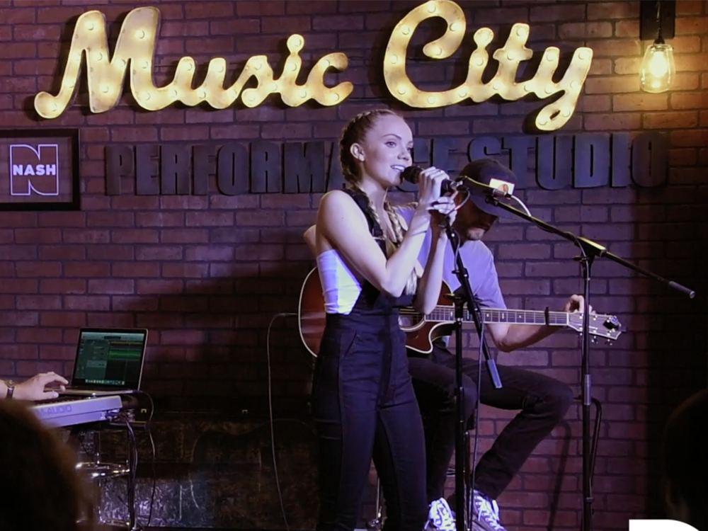 """Exclusive: Watch Danielle Bradbery Perform 3 Songs From Her Upcoming Album, Including New Single, """"Sway"""""""