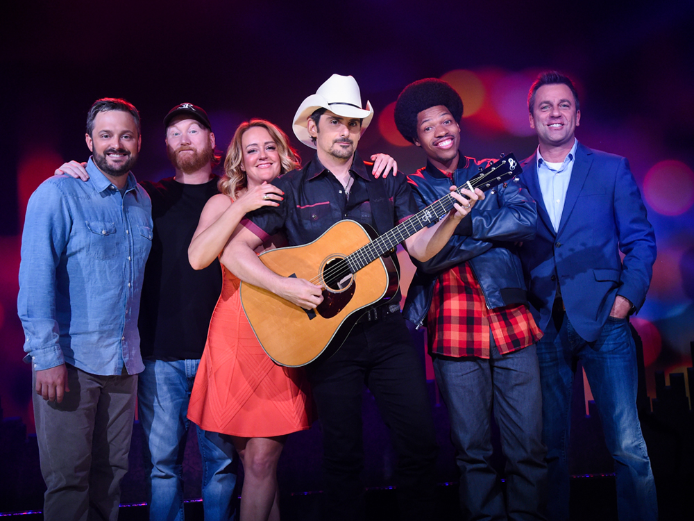 Watch the New Trailer for Brad Paisley's Netflix Comedy Special
