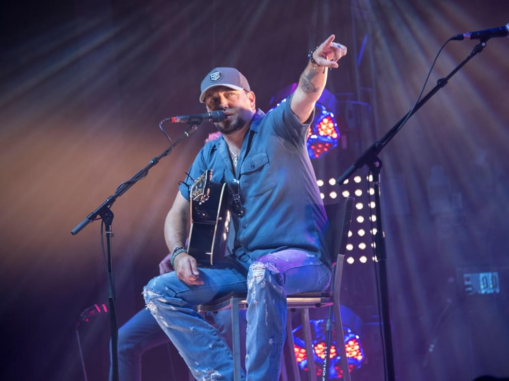 [Exclusive Photo Gallery] Jason Aldean Celebrates Three No. 1 Singles With a Party at the Wildhorse Saloon