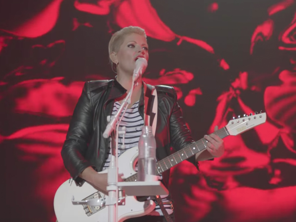 "Watch the Dixie Chicks' Fiery New Live Video for ""Not Ready to Make Nice"""
