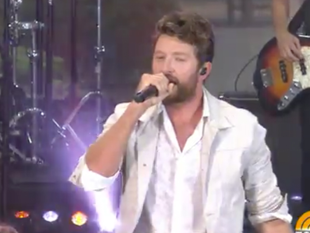 "Watch Brett Eldredge Perform ""Wanna Be That Song,"" ""Somethin' I'm Good At"" & More on ""Today"""