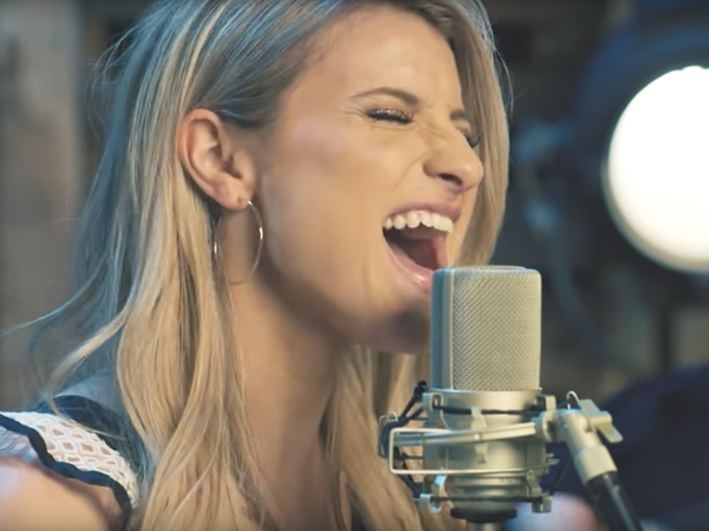 "Watch April Kry's Cry-Worthy Cover of Chris Stapleton's ""Fire Away"""