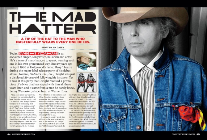 Dwight Yoakam  The Mad Hatter  f079577371c