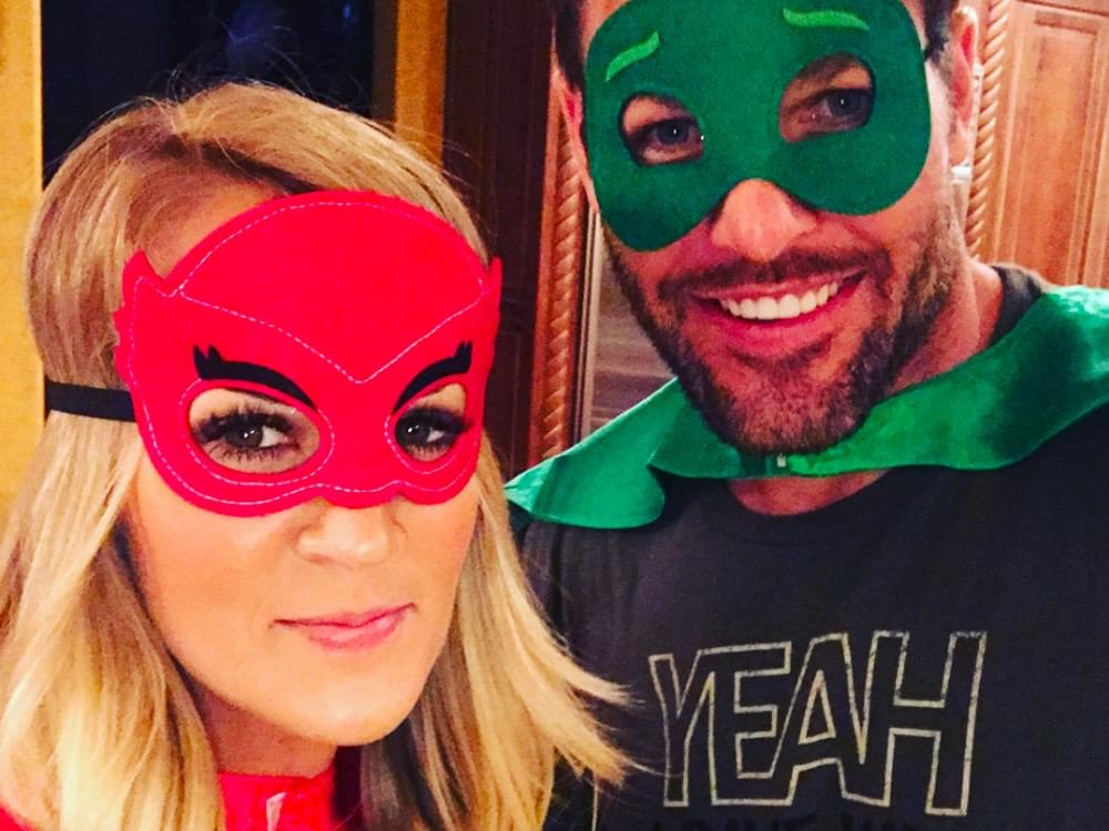 Social Media Roundup: Carrie Underwood's Pajama Masks, Luke Bryan's Unforgettable Trip, Kacey Musgraves' Magic & More