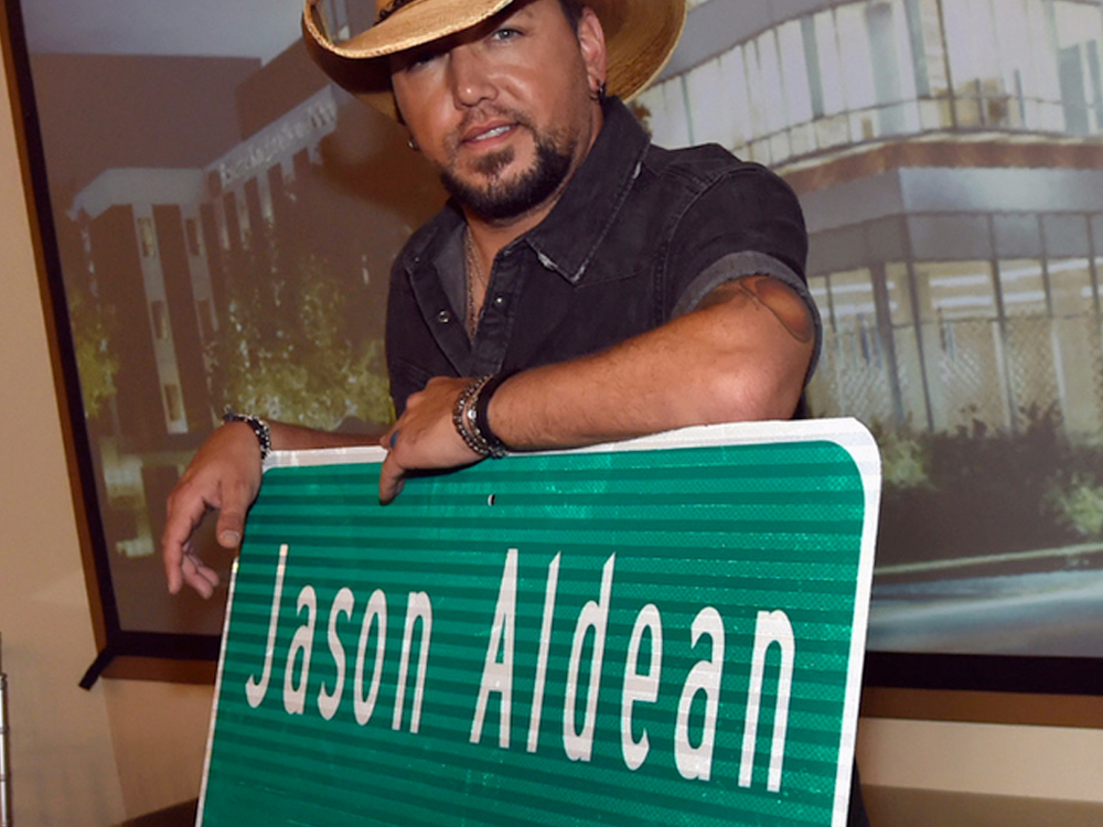 Jason Aldean Raises More Than $700,000 for Hometown Hospital