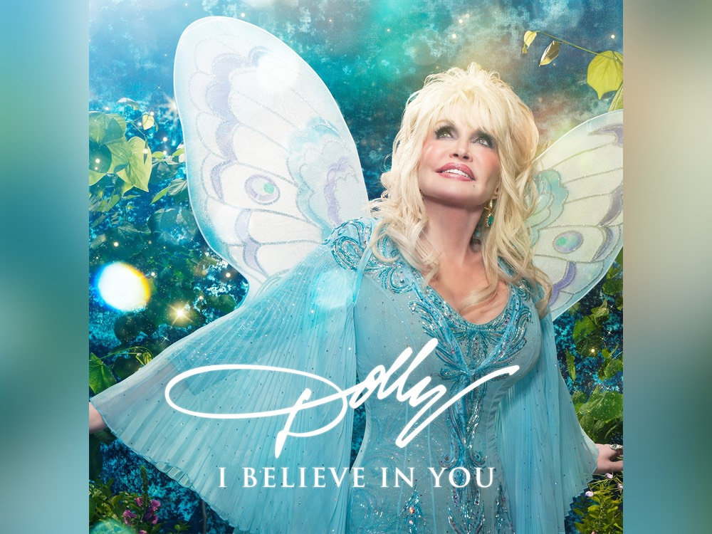 "Dolly Parton Announces Upcoming Children's Album, ""I Believe in You"""