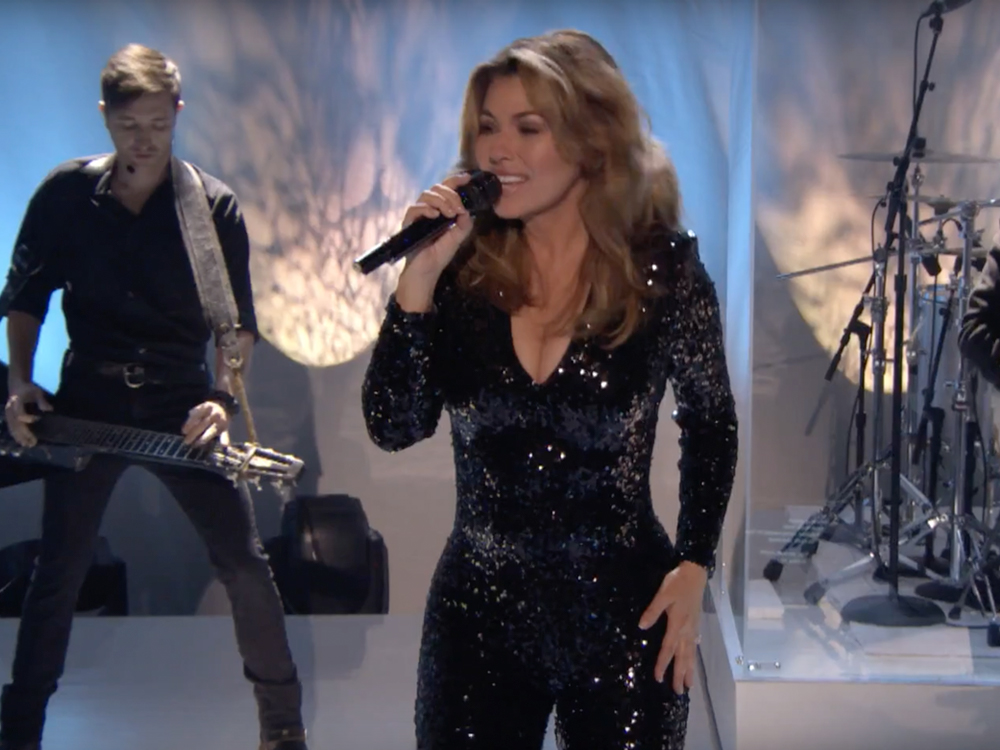Shania Twain Will Be the Subject of a New *Unauthorized* Docudrama on Feb. 19