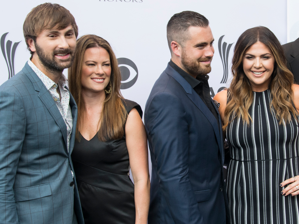 Babies On the Way for Two Lady Antebellum Members