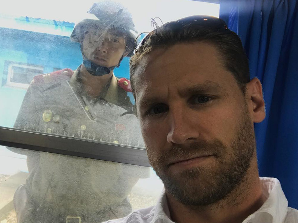 Social Media Roundup: Chase Rice's Korean DMZ Visit, John Rich's Pool Progress, William Michael Morgan's Rock Skip Skills & More