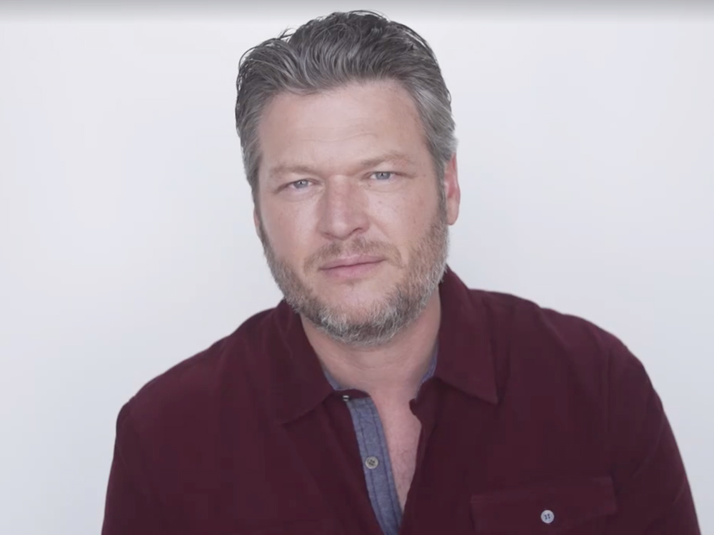 "Blake Shelton: ""I Wouldn't Be Sitting Here With a Career Right Now If It Wasn't for the Songwriters in Nashville"" [Watch Video]"