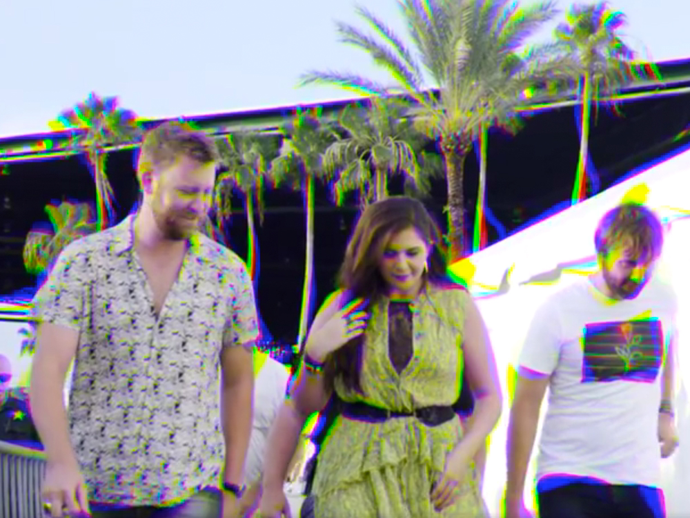 "Go Behind the Scenes With Lady Antebellum in New Video as They Perform Acoustic Version of ""You Look Good"""
