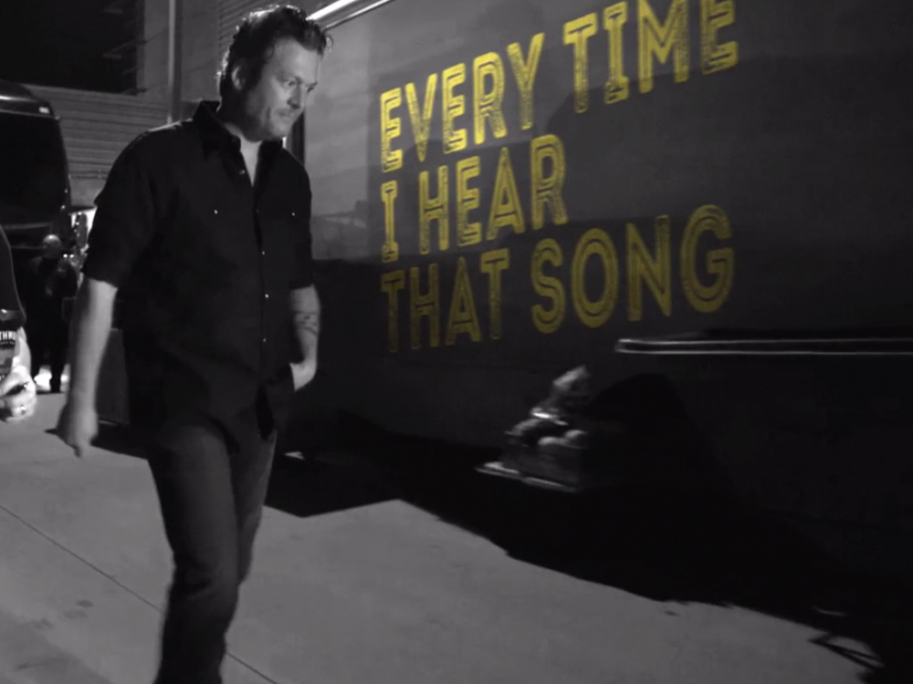 Watch Blake Shelton Thank Country Radio in New Video That Features His 24 No. 1 Hits