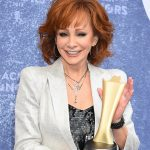 "Reba McEntire Says ACM Entertainer of the Year Award Is Like the ""All-Around Cowboy"""