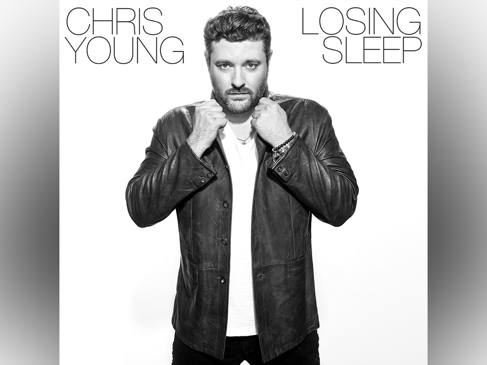 "Chris Young Set to Release New Album, ""Losing Sleep,"" on Oct. 20"