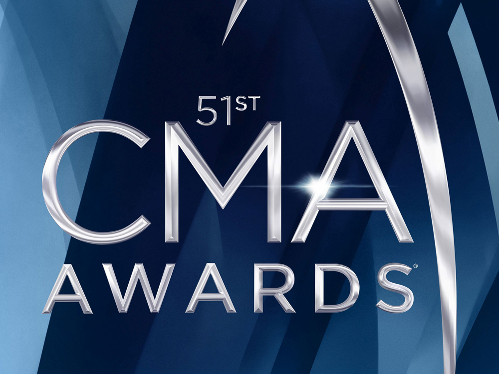 First Round of 2017 CMA Awards Announced for Radio Stations and Personalities