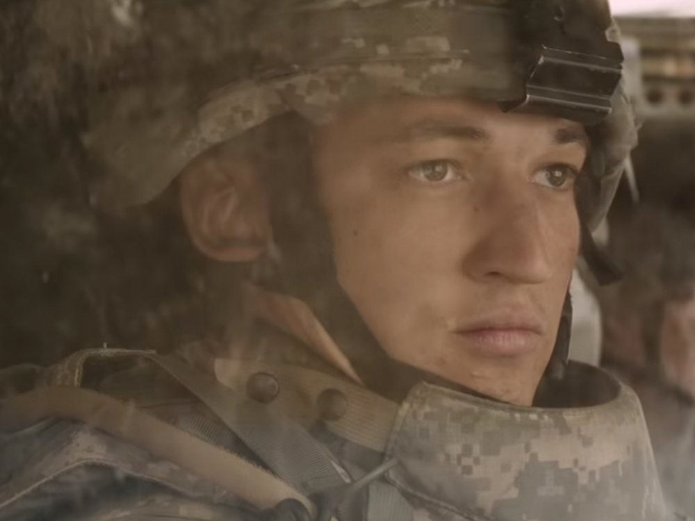 """Shania Twain's New Song, """"Soldier,"""" Featured in Upcoming Movie, """"Thank You for Your Service"""" [Watch Trailer]"""