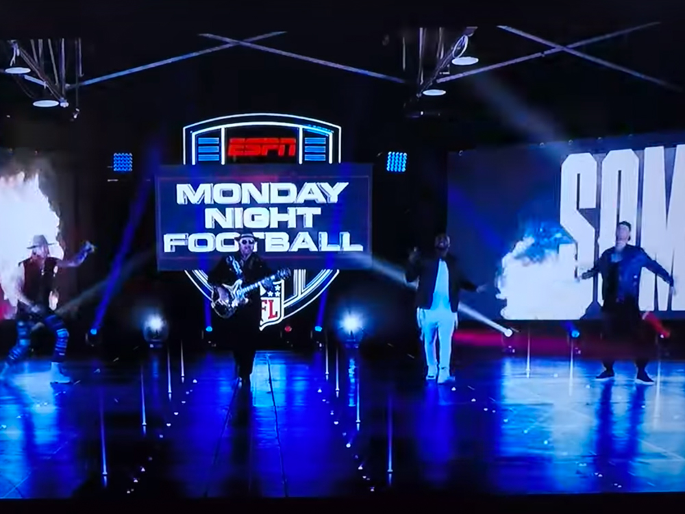 "Watch Hank Williams Jr. Team With Florida Georgia Line & Jason Derulo for New ""Monday Night Football"" Theme"