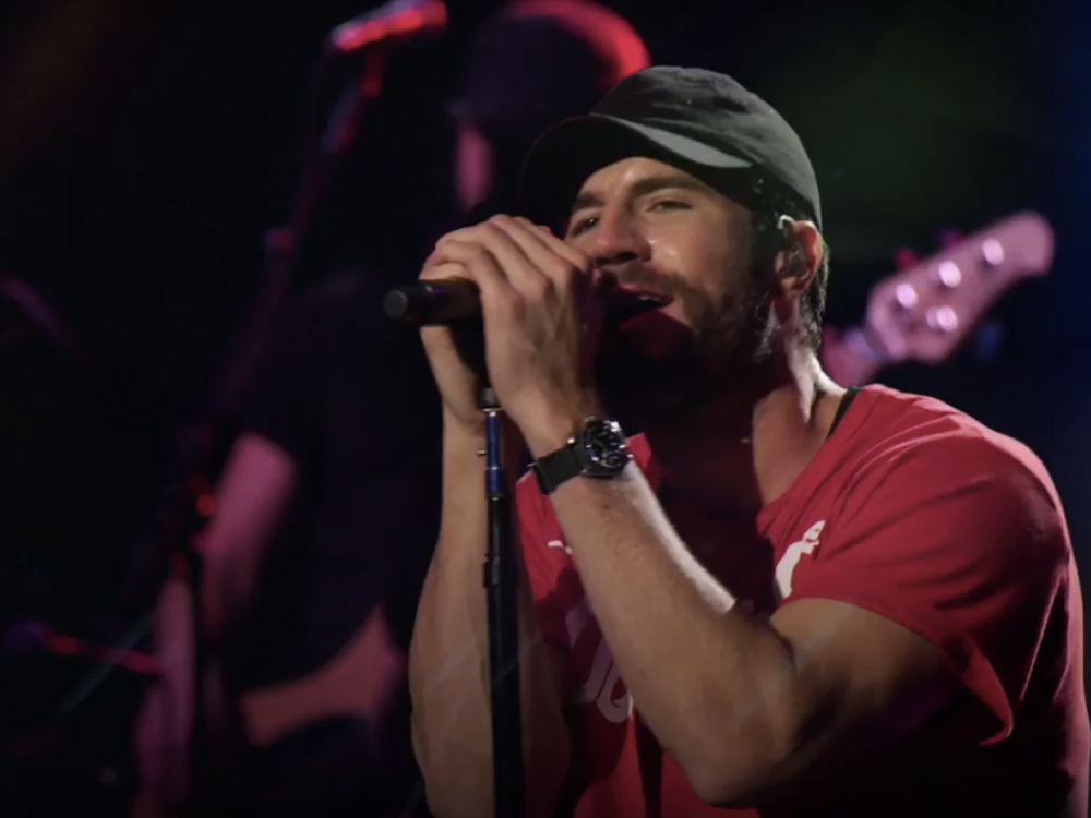 Watch the Trailer for Sam Hunt's Upcoming TV Concert Special