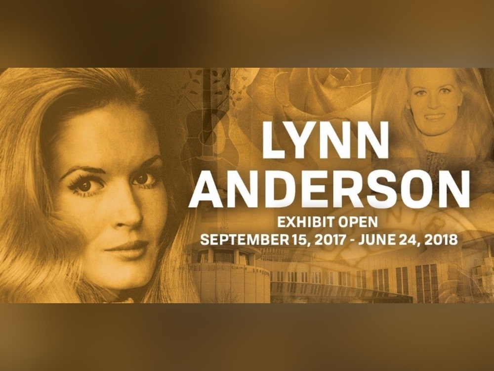Lynn Anderson's New Hall of Fame Exhibit Set to Open on Sept. 15