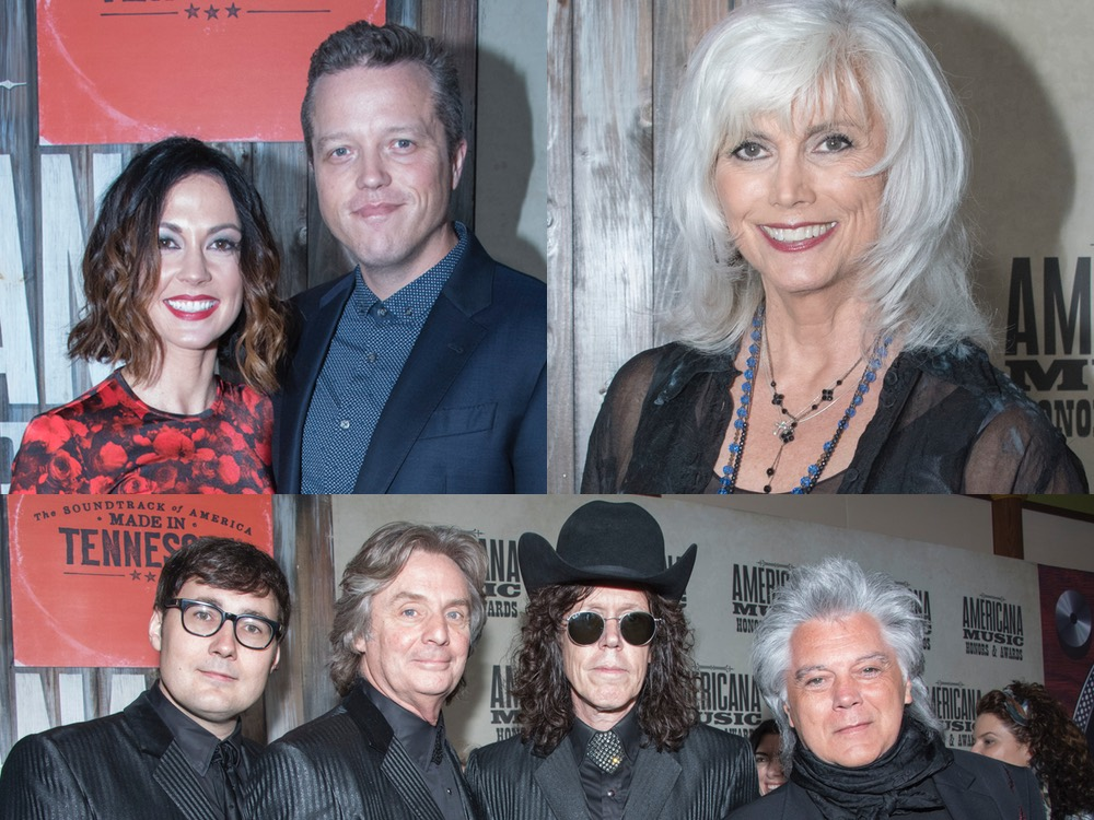 2017 Americana Awards Red Carpet Photo Gallery