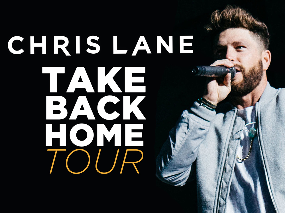 Chris Lane: Take Back Home Tour