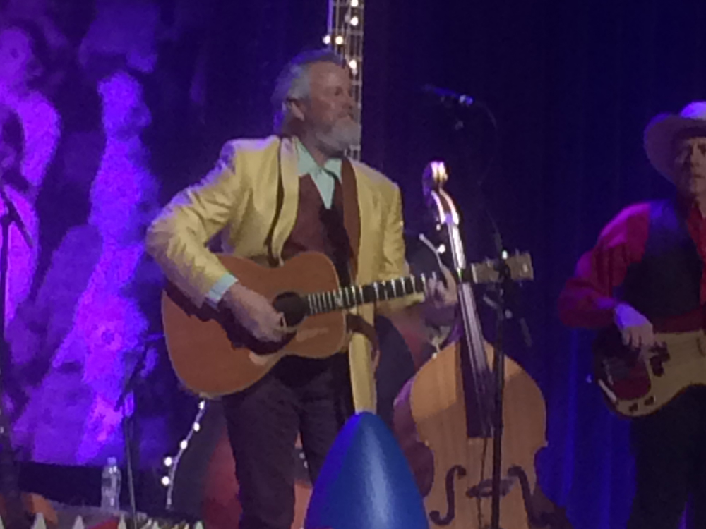 Robert Earl Keen: REK's Fam-O-Lee Back to Country Jamboree Tour